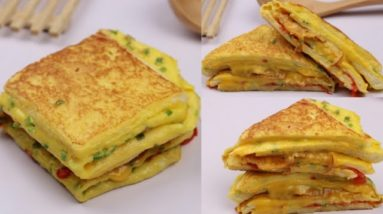 5 Minutes Recipe,Quick And Easy Breakfast Recipe By Recipes Of The World