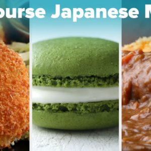 3-Course Japanese Inspired Meal