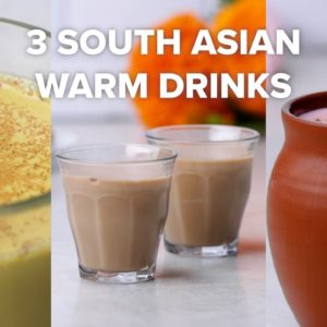 3 South Asian Warm Drinks