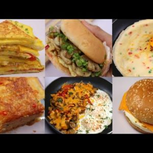 6 Quick And Easy Breakfast Recipe By Recipes Of The World