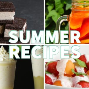 7 Recipes To Get You Psyched For Summer