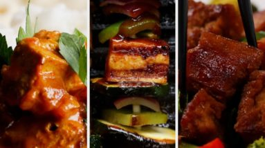 7 Recipes To Make You Fall In Love With Tofu