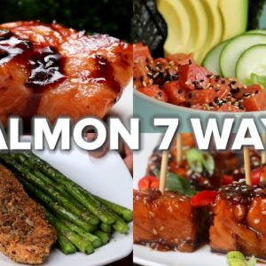 7 Ways To Make Your Salmon Dinner Better