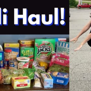 Aldi Shop with Me & Haul | Grocery Haul Collaboration!