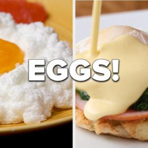 An 'Egg-celent' Way To Start Your Day • Tasty Recipes