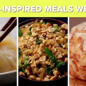 Asian-Inspired Meals We Love