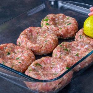 If you have minced meat, you know what to cook in order to SURPRISE all of them