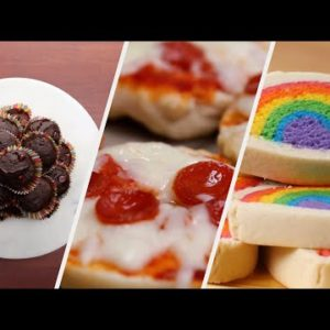 Back To School Snack Recipes