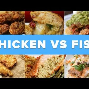 Chicken or Fish: Which Do You Pick?