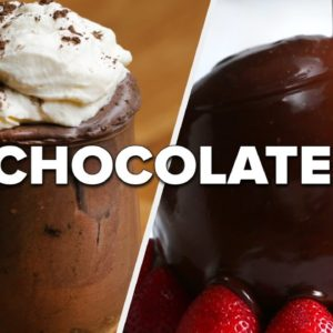Chocolate Desserts For Each Day Of The Week • Tasty Recipes