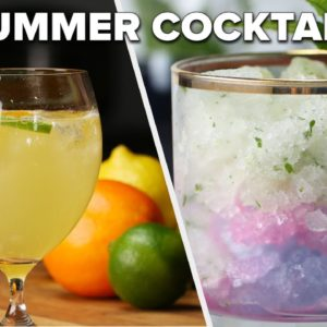 Cocktail Recipes To Try When The Weather Gets Warmer • Tasty Recipes