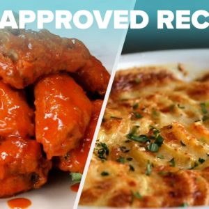 Dad Approved Recipes!