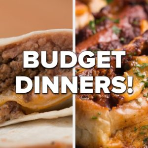Budget-Friendly Dinner Recipes You'll Want To Bookmark ASAP • Tasty Recipes