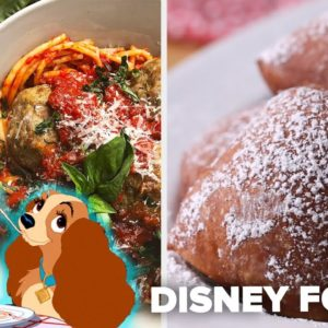 Disney-Inspired Recipes You Have To Try!