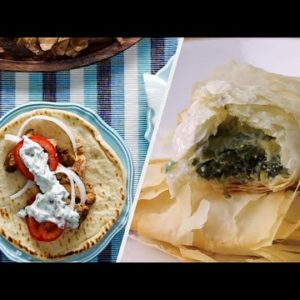 Droolworthy Greek Inspired Recipes