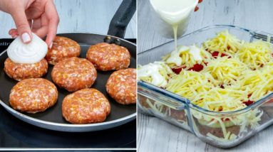 Excuse me, meatballs' lovers! THIS IS how minced meat should be cooked