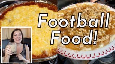 Football Food! | Easy Appetizers