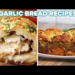 Garlic Bread Recipes For Each Day Of The Week