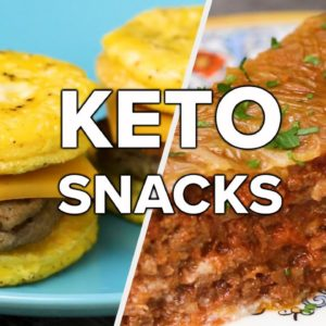 Have These Keto Snacks Without Guilt • Tasty Recipes