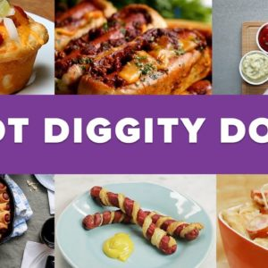 Hot Dog Recipes For Snack Time