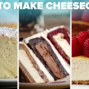 How To Make Cheesecakes