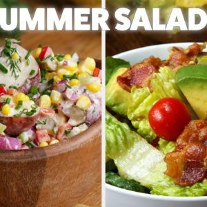It's Time For Summer and Salads