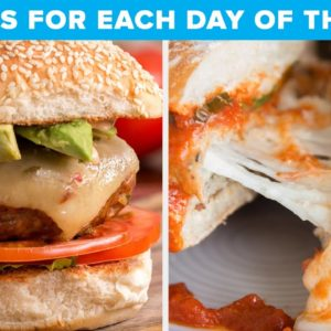 Juicy Burgers For each Day of The Week