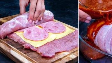 DON'T tell me that you cook in a DIFFERENT way PORK meat. THis recipe is PERFECT!