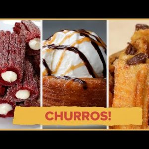 Make Churros All Weekend With These Recipes