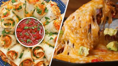 Mexican-Inspired Recipes You CANNOT Resist