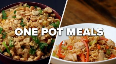 One Pot Meals You Must Try