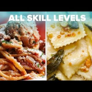 Pasta Recipes For All Skills Levels