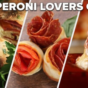 Pepperoni Lovers Only