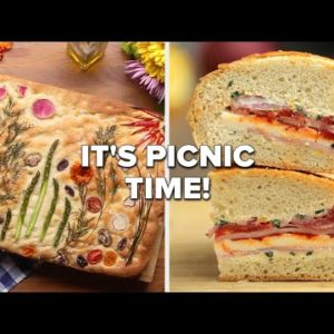 Recipes For the Perfect Summer Picnic