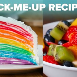 Recipes for When You Need a Pick-Me-Up! • Tasty Recipes