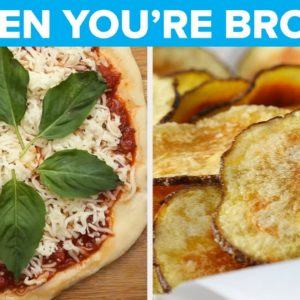 Recipes For When You're Broke