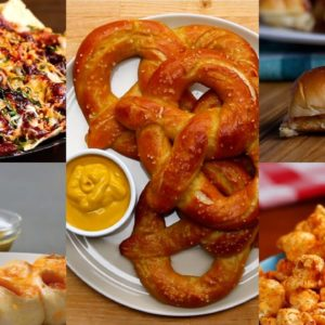 Recipes For Your Next Movie Night!