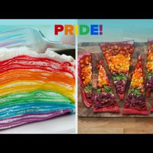 Recipes For Your Next Pride Party