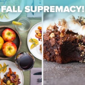 Recipes To Bring In Fall
