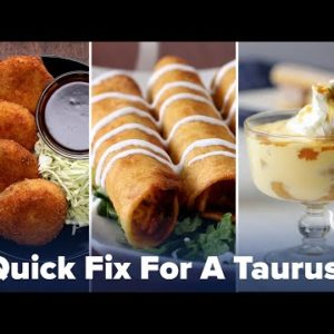 Recipes To Keep The Taurus In Your Life Calm • Tasty Recipes