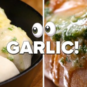 Recipes To Make You 'Gar-Lick' Your Fingers • Tasty Recipes
