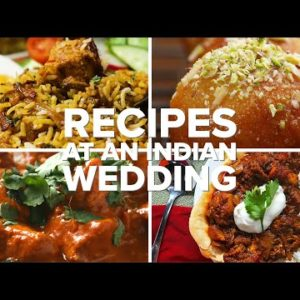 Recipes You Find At An Indian Wedding