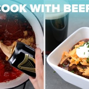 Recipes You Won't Believe Are Made With Beer