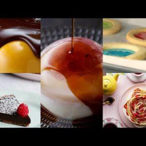 Rie's Dessert Recipes For People Who Love Sweets