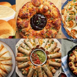 Ring Recipes For Party Animals