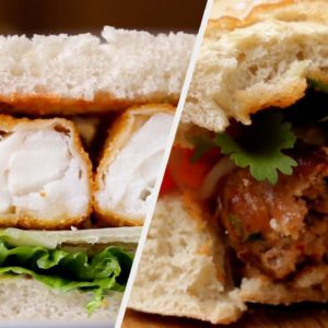 Sandwiches To Fill You Up • Tasty Recipes
