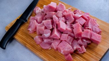 Save MONEY. Take a piece of MEAT and TRY this recipe