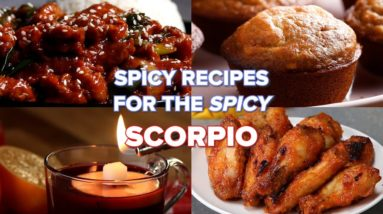 Spicy Recipes Every Scorpio Would Love