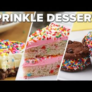 Sprinkle Your Desserts With Sprinkles