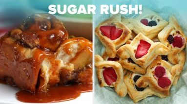 Sugar-Loaded Breakfasts For The Whole Week